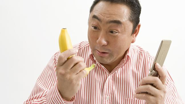 Why won't this banana get on the internet!?