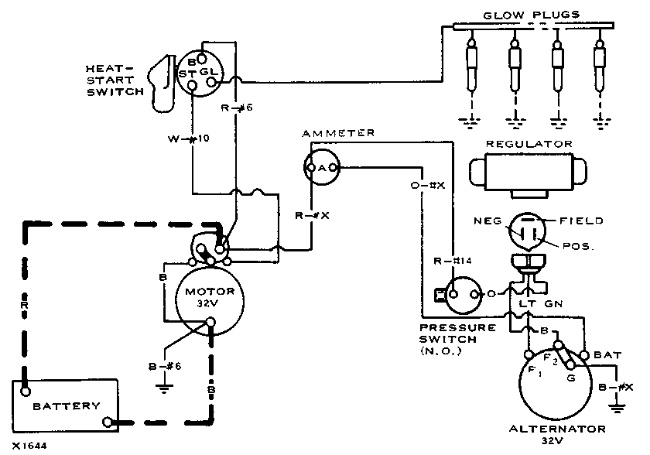 D330 D333 3304 3306 Electrical System Diagrams Caterpillar Engines Troubleshooting