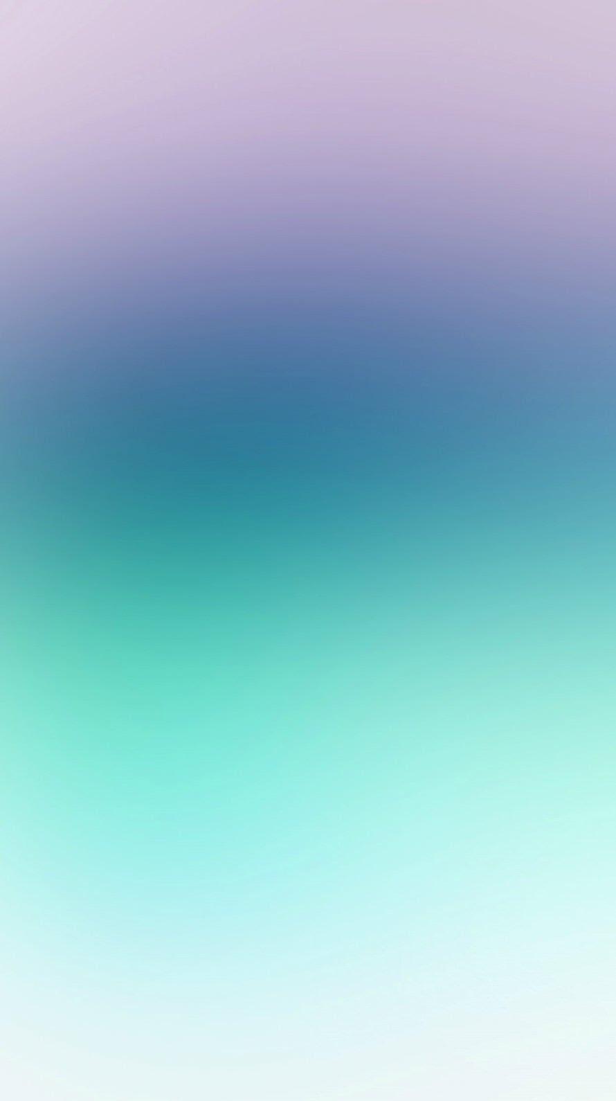 紫と緑の淡いグラデーション Iphone6壁紙 Wallpaperbox