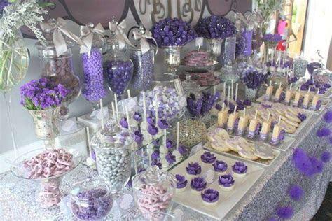 Purple & Gray Glam Wedding Party Ideas   Wedding, Gray and