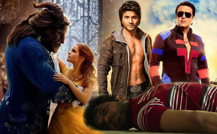 Image result for beauty and the beast aa gaya hero