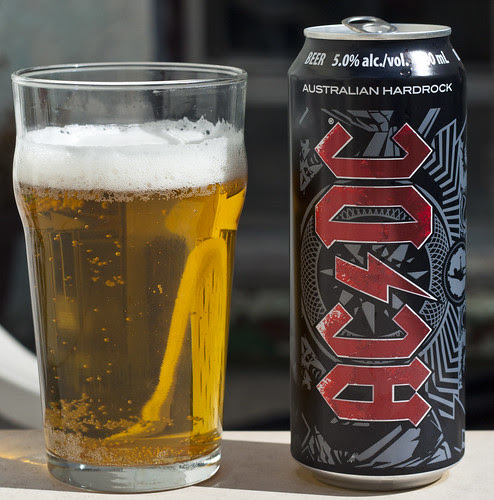 Review: ACDC lager (Brasserie Licorne SAS) by Cody La Bière