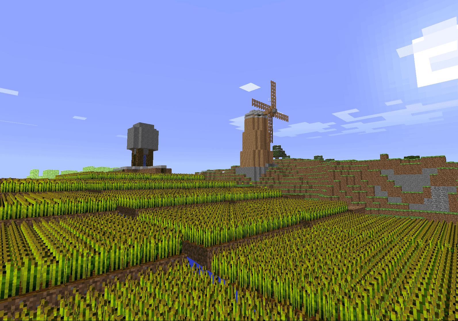 The Real Farm - Minecraft Building Inc