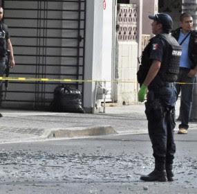 El 10 de julio atacaron a granadazos dos sucursales de El Norte. Foto: Juan Alberto Cedillo