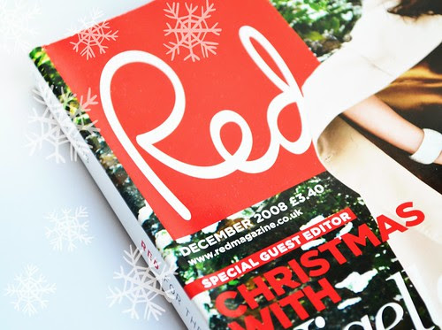 Red Christmas magazine