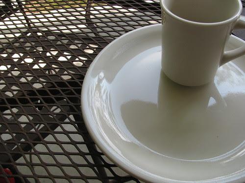 Mug on Plate