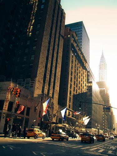 Sunny New York by manuel escrig