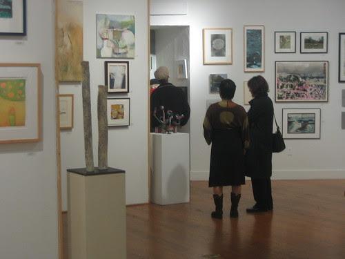 Green - Berkeley Art Center Member Show 2010 _ 9411