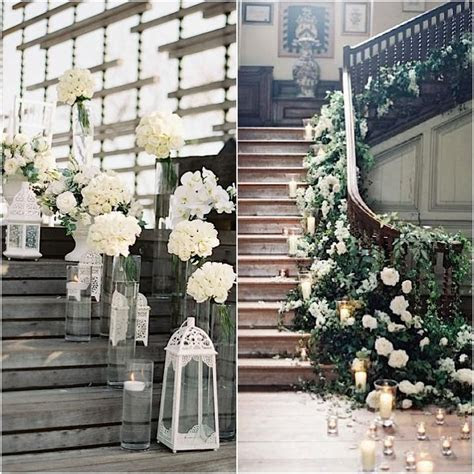 Wedding Ideas: 19 Beautiful Ways to Decorate Your