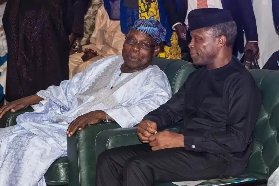 Abdulsalami, others made me president in 1999 - Obasanjo