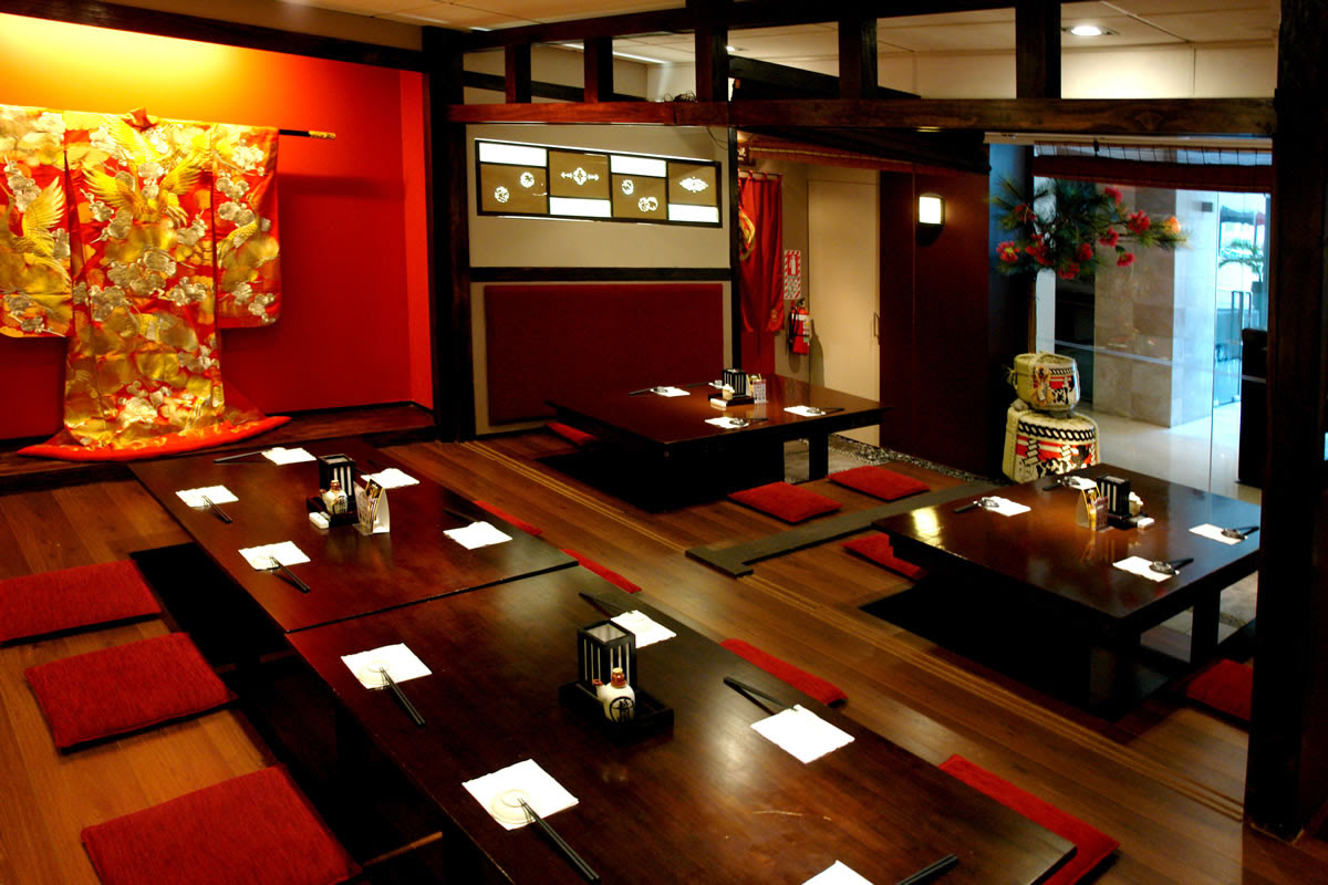 Japanese Restaurant Design Nick Haque S Examples Home Decoration Family Lifestyle Advice