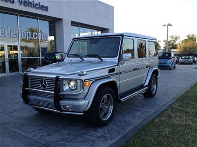 Purchase used 2007 Mercedes Benz G55 AMG CERTIFIED PRE ...