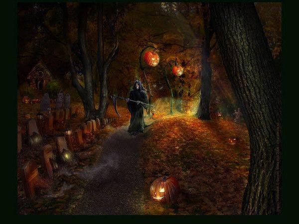 Halloween ... Belle image