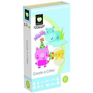 Cricut Cartridge, Create a Critter