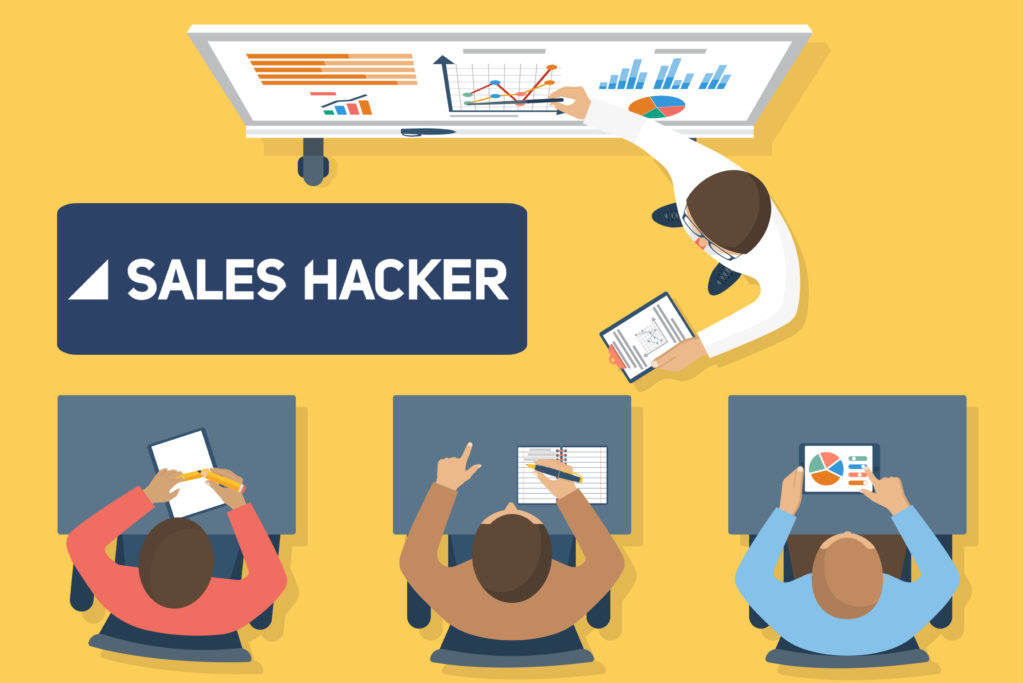 how to approach sales training