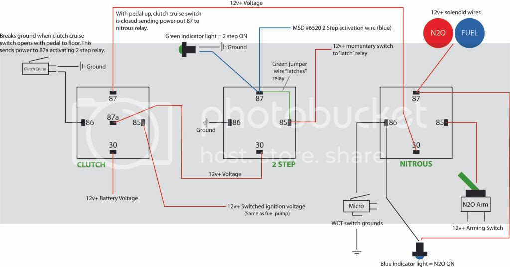 33 Msd 2 Step Wiring Diagram