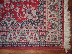 Oriental Persian Area Rug Cleaning at Janet Davis Dry Cleaners