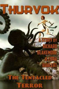 The Tentacled Terror by Richard Blakemore and Cora Buhlert