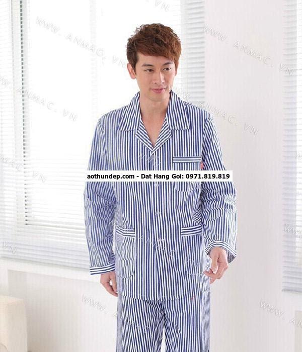 mẫu quần áo bệnh nhân