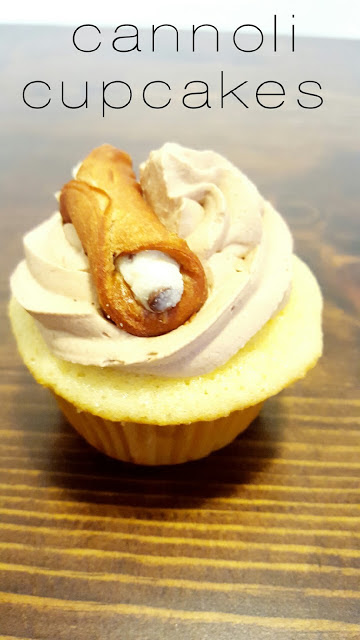 Cannoli Cupcakes - Lou Lou Girls - HMLP 80 - Feature