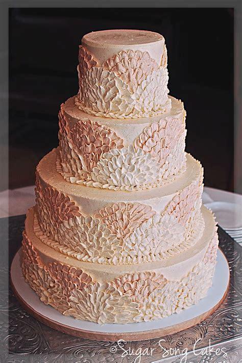 Buttercream Wedding Cake Designs   Wedding and Bridal
