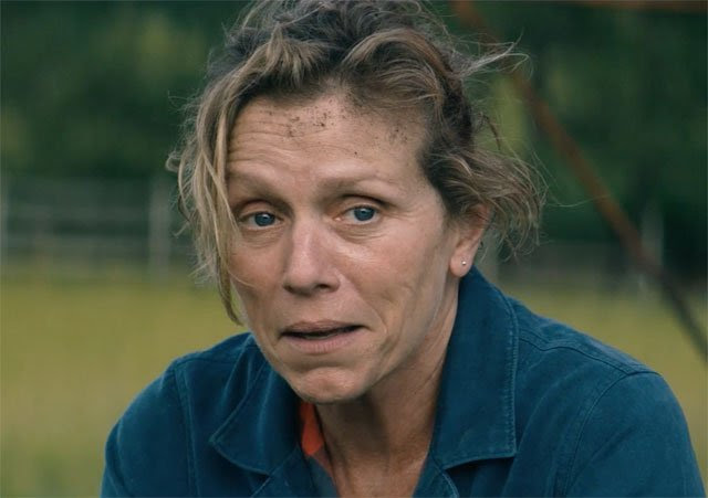 Image result for Frances McDormand - Three Billboards Outside Ebbing, Missouri