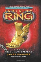 The Iron Empire by James Dashner