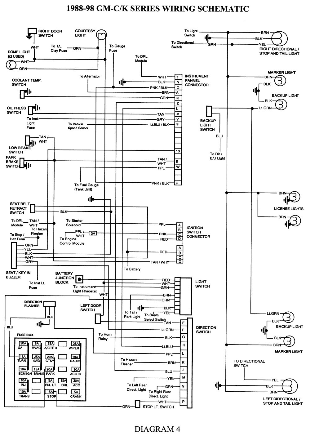 94 Dodge Ram Wiring Diagram Rear - Wiring Diagram NetworksWiring Diagram Networks - blogger