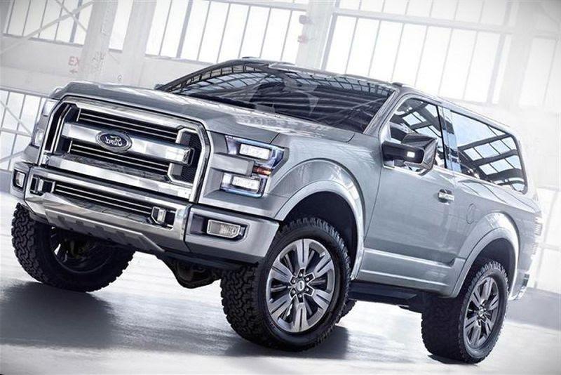 2021 Ford Bronco Svt Spy Shots Spied Sport Teaser ...