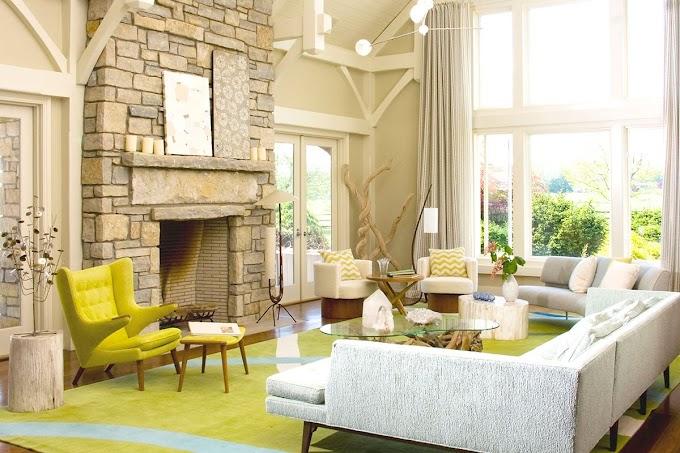 Unique Home Decor Ideas For Living Rooms Images