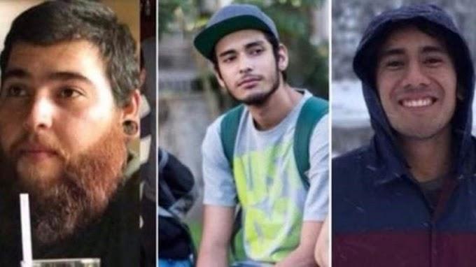 Quem eram os 3 amigos assassinados e dissolvidos em ácido em crime que chocou