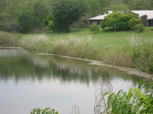 Lake Palmerston campus Charles Darwin University