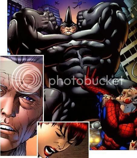 Homem-Aranha Desmascarado