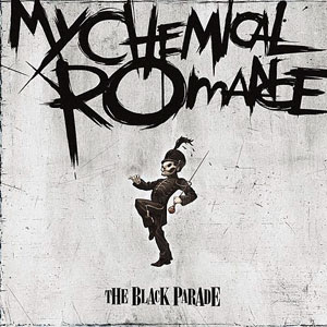 My Chemical Romance - portada de The Black Parade