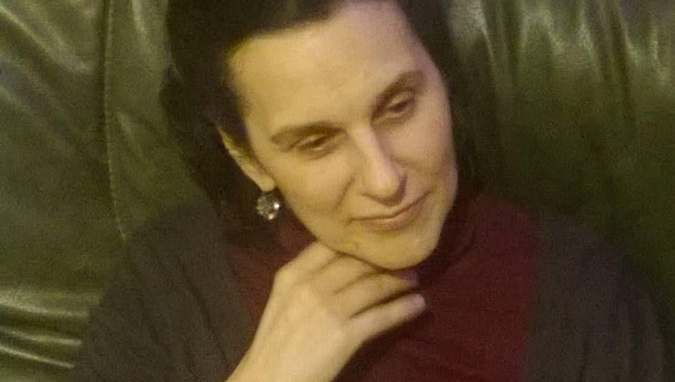 La editora Valeria Bergalli.
