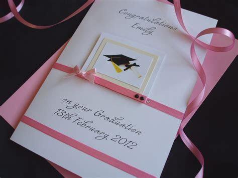 Handmade Luxury Graduation Card   Handmade Cards  Pink & Posh