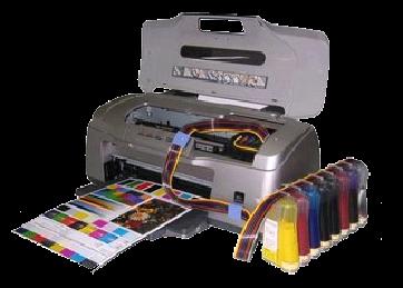 tips menggunakan printer tinta infus