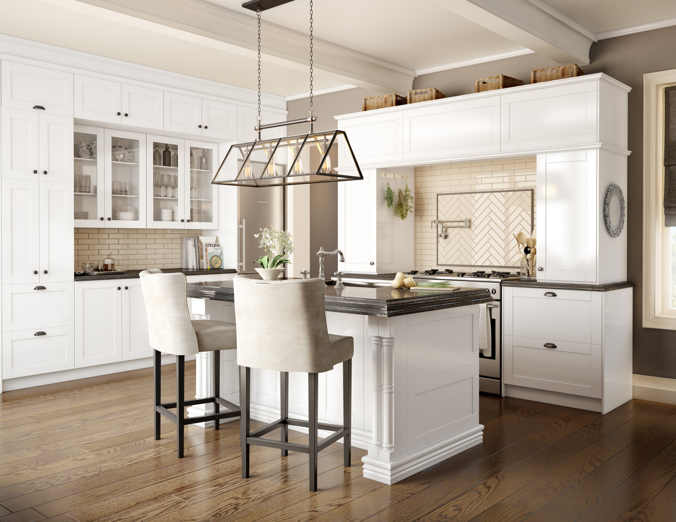 EUROSTYLE | Ready-to-Assemble Kitchen, Bathroom and ...