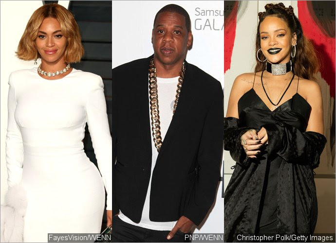 Beyonce Separated for a Year From Jay-Z due to Rihanna Cheating Rumors