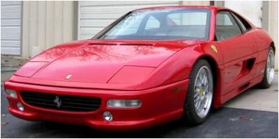 Air Dynamics Ferrari 355