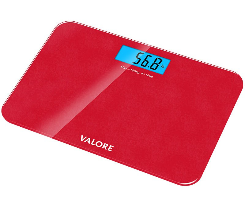 digital scale with bmi and body fat percentage readings