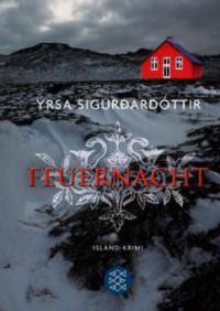 Feuernacht - Yrsa Sigurdardottir