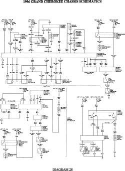 97 Jeep Grand Cherokee 5.2l V8 Zj Engine Wiring Diagram
