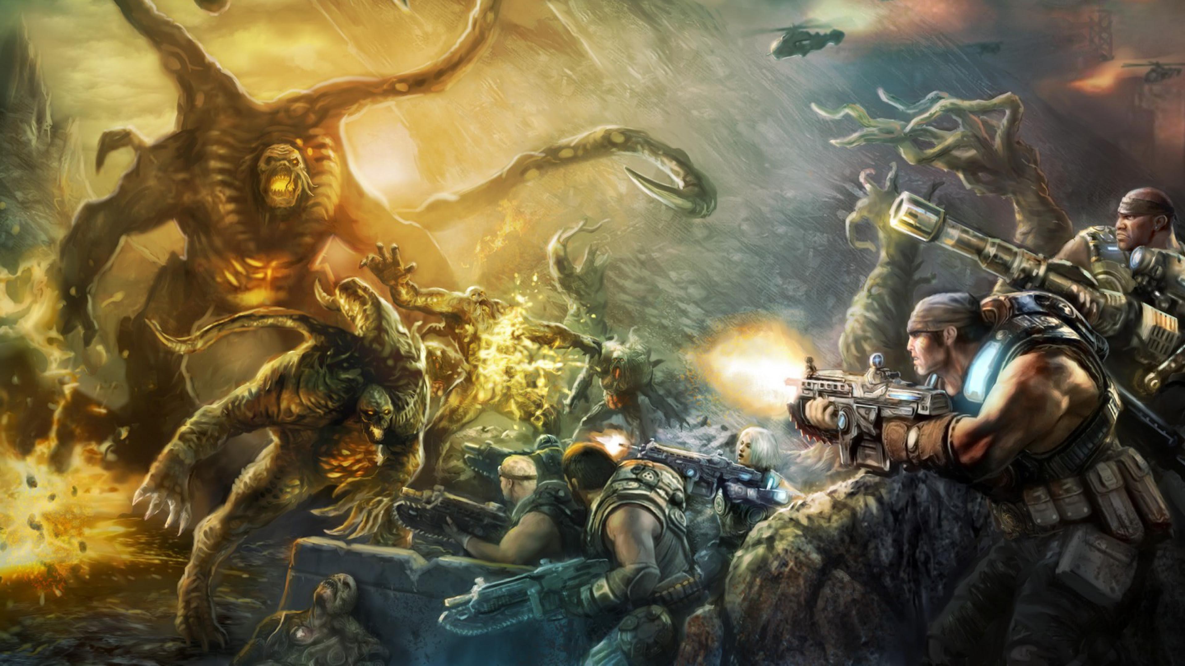 4K Gaming Wallpaper - WallpaperSafari