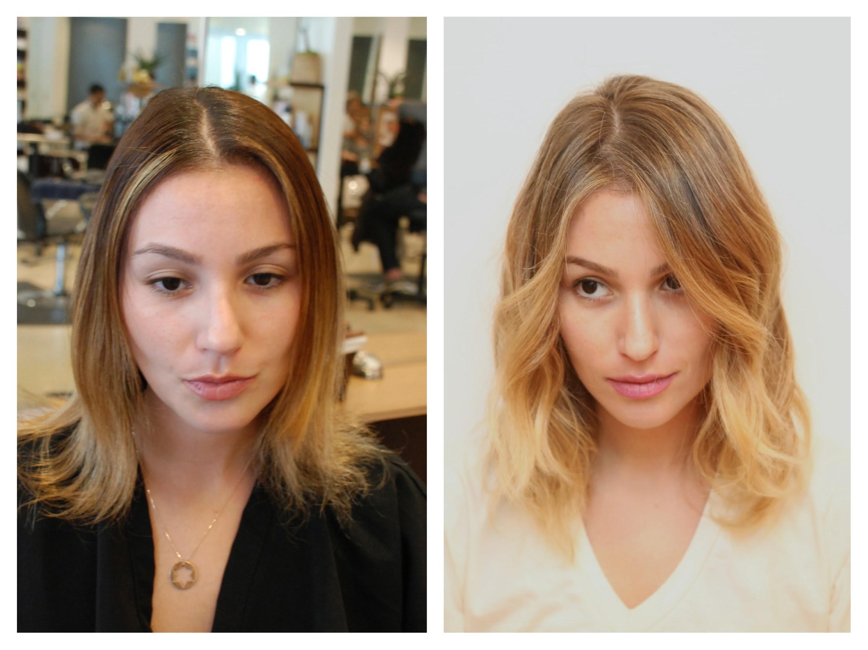 Hair Color Transformation Stephen Garrison