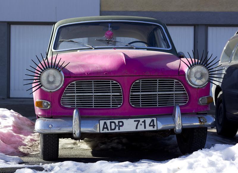 Pink Amazon