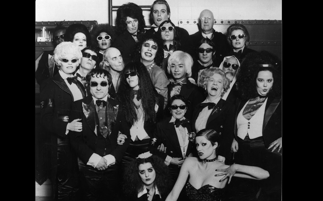 Let's Do the Time Warp Again as The Rocky Horror Picture ...