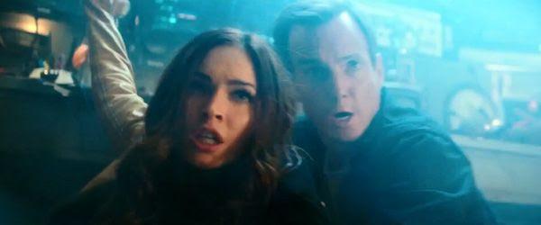 April O'Neil (Megan Fox) and Vernon Fenwick (Will Arnett) will be caught in the battle between the Ninja Turtles and Shredder's Foot Clan in TEENAGE MUTANT NINJA TURTLES.
