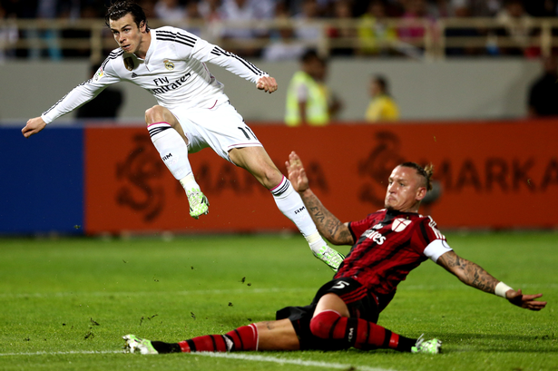 continues to attract interest from United for Gareth Bale
