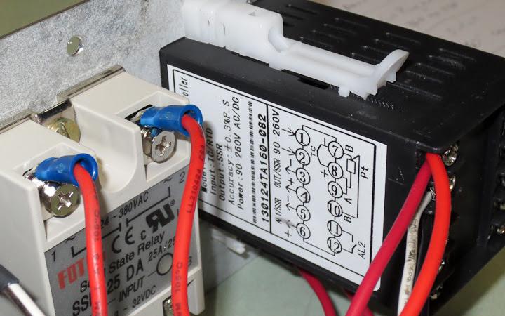 Pid Controller Wiring Diagram Kiln